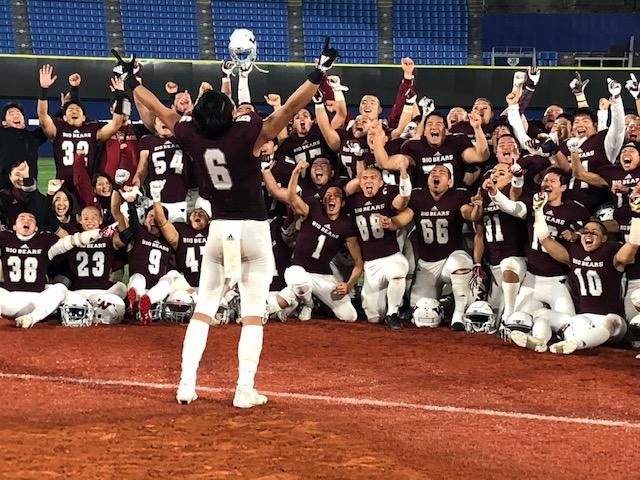 多聞さんが指導する早稲田大学は、2年連続6度目の関東制覇を果たした=11月24日・横浜スタジアム
