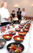 丼ぶり一杯に魅力がいっぱい! 9月23、24日「米沢どん丼まつり」