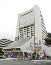 老朽化で解体方針が明らかになった中野サンプラザ=東京都中野区