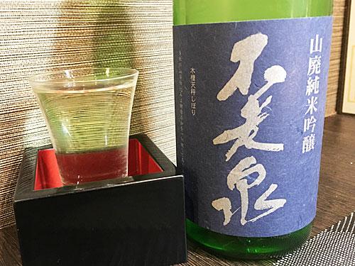 滋賀県高島市 上原酒造