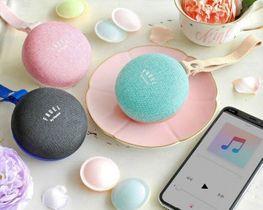 「Bluetooth5.0 FRUEL フルーエル防滴スピーカー」