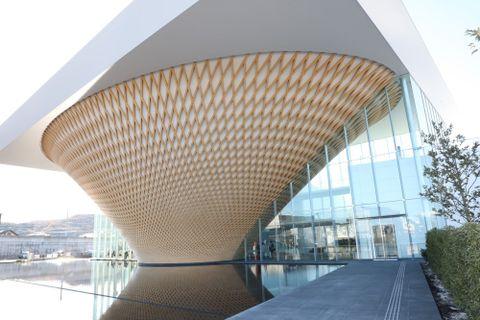 <ふるさと情報>静岡県富士山世界遺産センターがオープン 「新たな情報発信拠点」として地元が期待