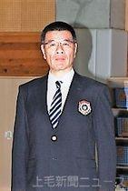 柔道の全日本選手権で審判を務める森さん。選手時代から憧れの大会だったという