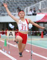 U20女子走り幅跳び決勝