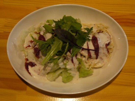■セットのサラダ