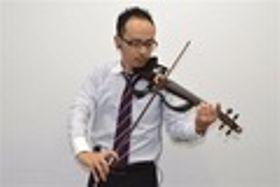 自然な音色再現、価格抑制 ヤマハ・サイレントバイオリン