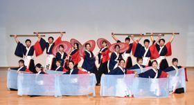 来年結成10周年を迎える福智王四十八隊。2月に公演「日向百済王伝説 千年王国」を行う