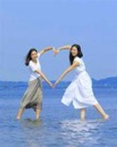 目玉企画「浜名湖の真ん中で愛を叫ぶ!」のイメージ写真(浜松観光コンベンションビューロー提供)