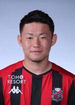 J1札幌の菅大輝選手