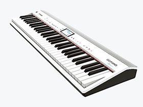 アレクサの機能を使えるキーボード「ゴーピアノ」の新製品