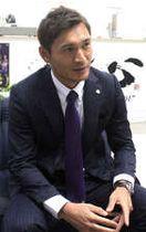 契約更改交渉の席で、世代交代の必要性を訴えた青山