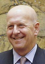 米ゴールドマン・サックスの次期CEOに決まったデービッド・ソロモンCOO(AP=共同)