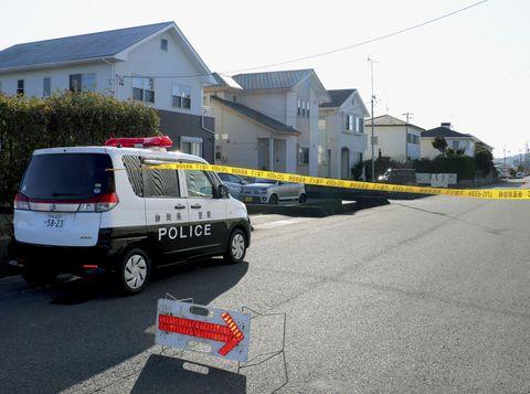 静岡・菊川の夫婦死傷で捜査本部
