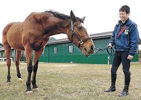 子ども向けに一般開放を始めたヴィテン乗馬クラブ・クレイン金沢=粟崎浜町