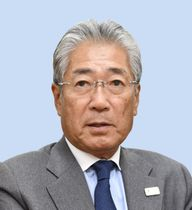 JOCの竹田恒和会長