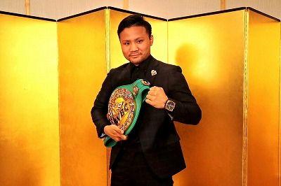 ボクシング 比嘉大吾、4月15日に防衛戦 連続KO日本記録更新へ フライ級2位と