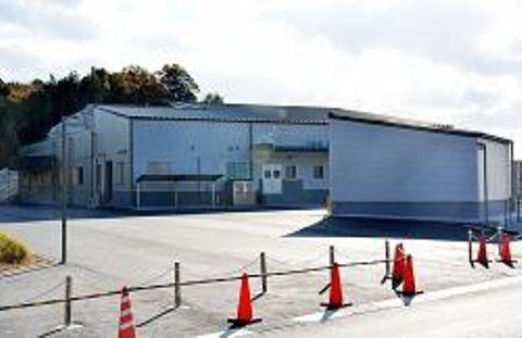学校給食センターほぼ完成 上富田町、来春稼働へ