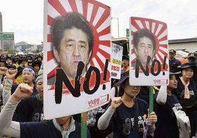 日韓、東京五輪での首脳会談視野 元徴用工問題、成果なく長期化も
