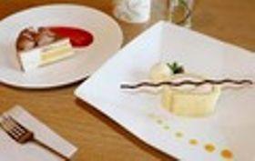 平山絵画が縁 かんきつケーキ
