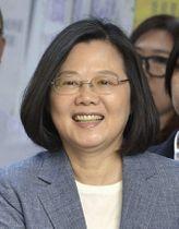 台湾の蔡英文総統