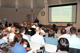 放射線の測定方法の国際標準づくりを目的に始まった分科会