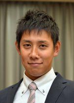 プロ野球の12球団合同トライアウトに参加した山本翔也投手
