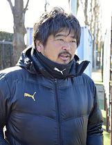 「自分たちのサッカーに徹する」と語る仲村監督