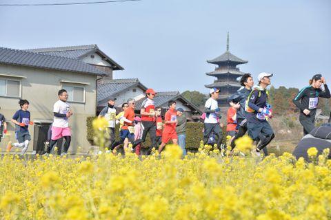 【岡山県総社市】2018そうじゃ吉備路マラソンの申し込み開始