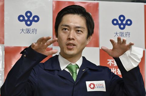 大阪、緊急事態発令20日に要請