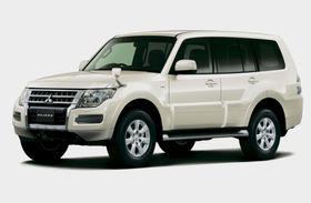 三菱自動車のスポーツタイプ多目的車(SUV)「パジェロ」
