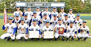 聖光学院3年連続V、福島商に4-2 秋季県北高校野球選手権