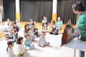 子どもに本の楽しさを伝え続けている「おはなしの庭」=高松市香南町、さぬきこどもの国