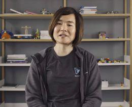 グーグルの円周率計算チームを率いたエマ・ハルカ・イワオさん(グーグル提供・共同)