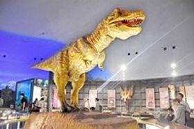 恐竜選抜総選挙、センターの座競う