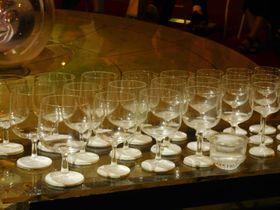 グラスハープに使われるグラス