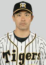 阪神の伊藤隼太外野手