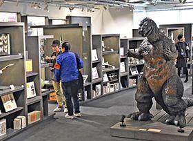 お披露目された「円谷英二ミュージアム」