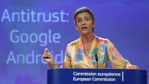 EU、グーグル制裁5700億円
