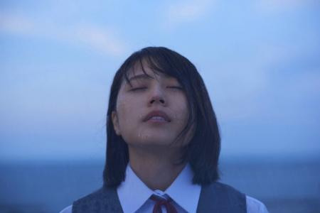 ヒロイン・泉を演じた有村架純 (C)2017「ナラタージュ」製作委員会