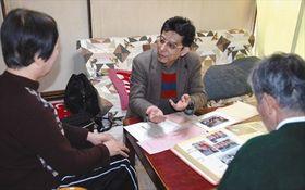 獄中鑑定は周到に行われた。事前に西山さん宅を訪れ、料飲の聞き取りをする小出将則医師