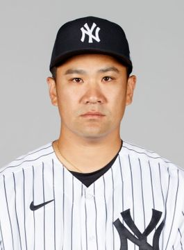 田中将大投手(ゲッティ=共同)