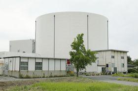 京都大原子炉実験所の研究炉「KUR」=大阪府熊取町