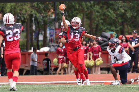 日本、米国に敗れ2勝1敗 第3回大学世界選手権第3日