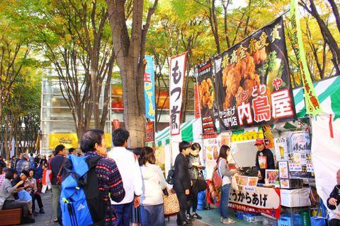 今週末に「埼玉うまいもの市場」を開催!!