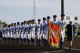 徳島大会で優勝した川島