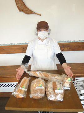 公園の白ツツジ酵母使用 ペジーブル茂原店、ご当地パン販売 ロケ隊差し入れ予定も 千葉・茂原