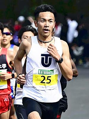 東洋大・相沢がハーフマラソン福島県新記録 日本学生選手権V