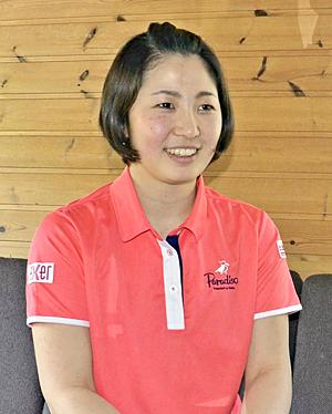 ゴルフ・蛭田みな美プロに聞く 全米女子OP「まずは予選通過」