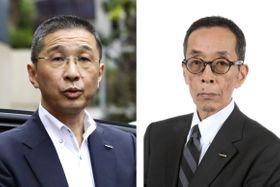 西川広人氏、日産自動車の山内康裕COO
