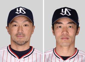 寺原隼人投手、三輪正義内野手